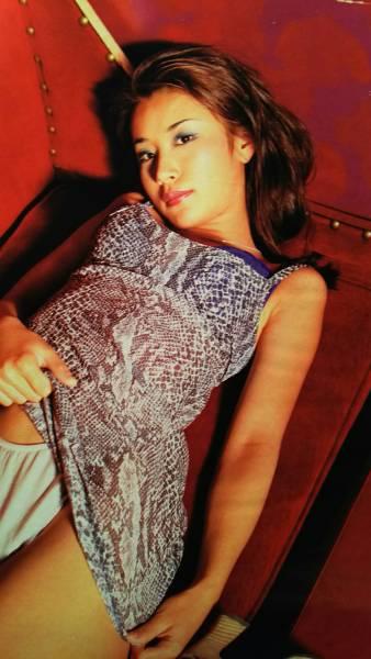 鈴木紗理奈・井上晴美【週刊宝石】1996年7月25日号ページ切り取り