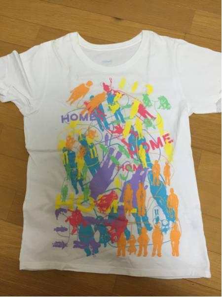 Mr.Children HOME TOUR 2007 ツアーグッズTシャツSサイズ