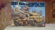 地球連邦軍61式戦車5型 セモベンテ隊 U.C. ハードグラフ 1/35 機動戦士ガンダム MS IGLOO 新品未開封品 ガンプラ