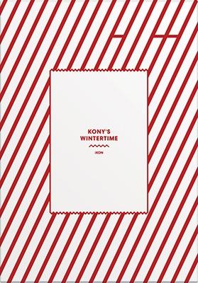 iKON KONY'S WINTERTIME 初回 生産 限定 DVD + PHOTOBOOK 国内盤仕様 日本盤