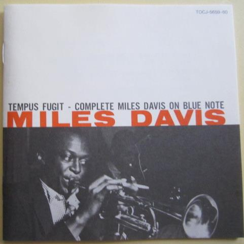 [CD2枚組] マイルス・デイヴィス テンパス・フュージット コンプリート・マイルス・デイヴィス・オン・ブルーノート 1991年盤 定価¥3800_画像1