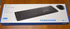 マイクロソフト Microsoft Wireless Desktop 900【美品】