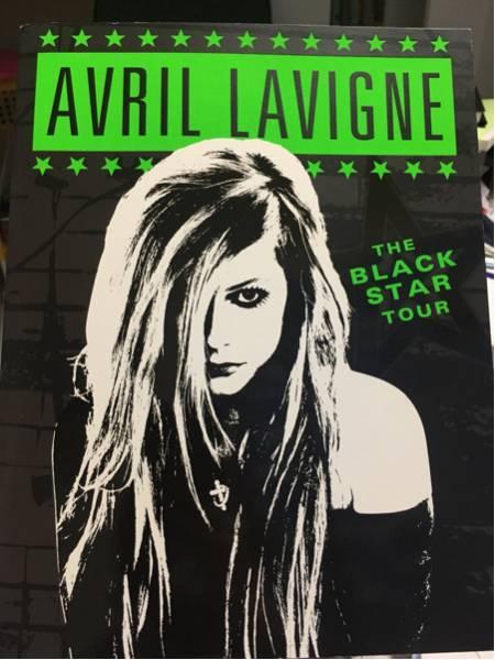 Avril Lavigne(アヴリル・ラヴィーン)Live パンフレット