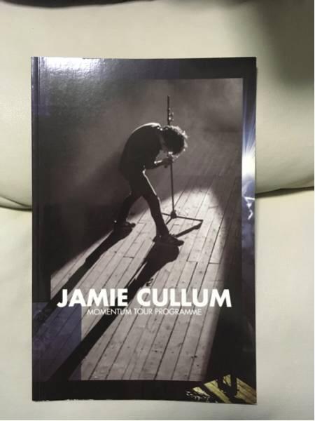 ジェイミー・カラム Live パンフレット