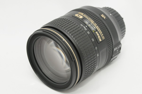 【中古】 Nikon AF-S NIKKOR 24-120mm f/4G ED VR ナノクリスタルコート FXフォーマット対応
