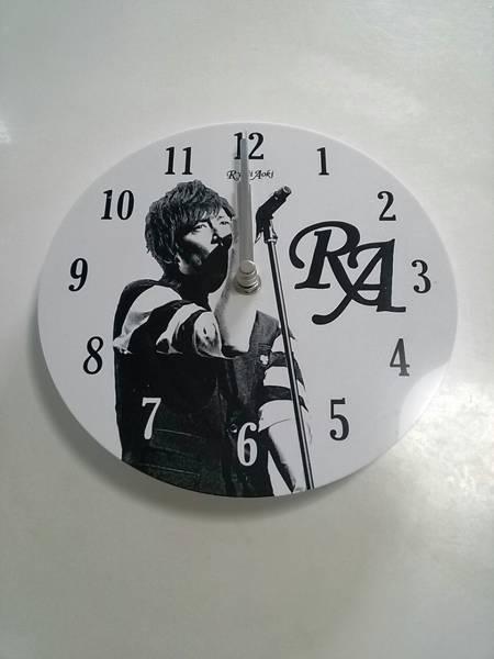 青木隆治 壁時計