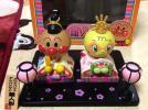 レア商品 アンパンマン ひな祭り メロンパンナ 雛人形