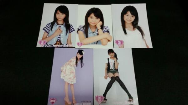 【5枚セット】生写真 私立恵比寿中学 星名美怜 エビ中 ライブグッズの画像