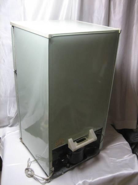 最近見かけない希少色!超希少☆ 松下電器産業 National ナショナル電気冷蔵庫 NR-M8A-GP ☆1988年1-6月製 29年使っても壊れない冷凍冷蔵庫!_画像2