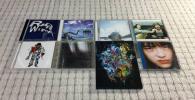 RADWIMPS CDアルバム 全8枚セット 初回限定盤 特典付 (発展途上/無人島に/おかずのごはん/アルトコロニー/絶体絶命/Xと○と罪と/ 人間開花)
