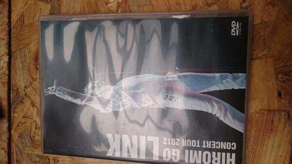 Hiromi Go 郷ひろみ コンサートツアー 2012 LINK DVD ライブグッズの画像
