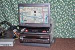 ★ALPINE HDDナビ NVA-HD55&インダッシュモニターのセット★動作品ですが一部配線・メディアステーション欠品。売切り