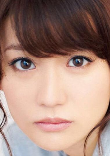 大島優子 A4(210㎜×297㎜)02