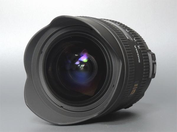 ★極上品★シグマ SIGMA 8-16mm F4.5-5.6 DC HSM (EF-S用)★
