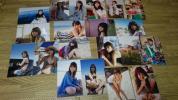 AKB48 ◆ 大島優子 ◆ 写真集 特典 光文社 水着 公式生写真 20枚 まとめ ダブりなし