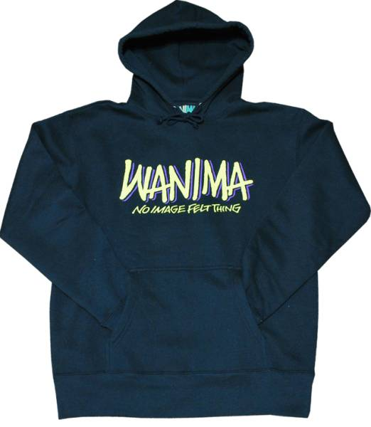 WANIMA 最新パーカー 新品XL/Ken Yokoyama マンウィズ フォーリミ ライブグッズの画像