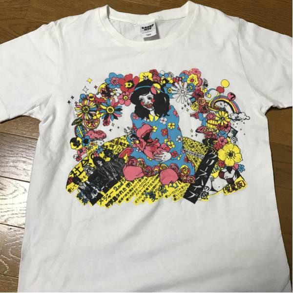 クリープハイプ 社会の窓ツアー Tシャツ ライブグッズの画像