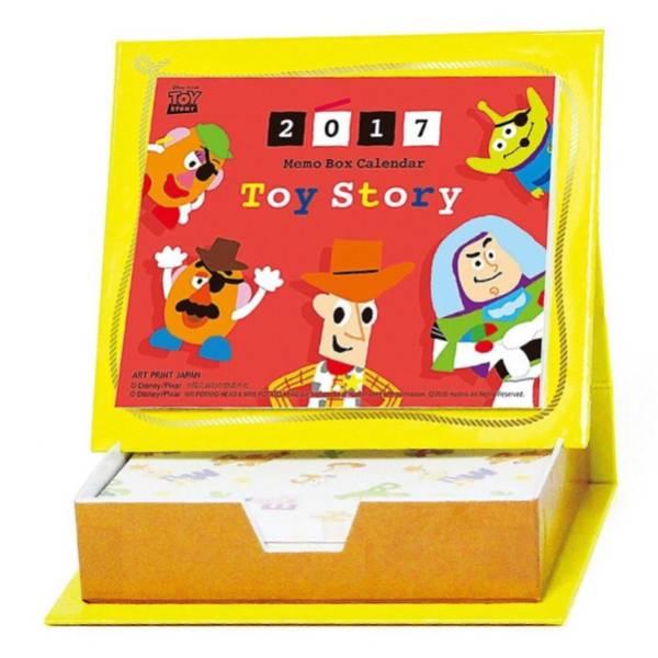 未開封 定価864 メモ紙160枚 メモbox トイストーリー toy story