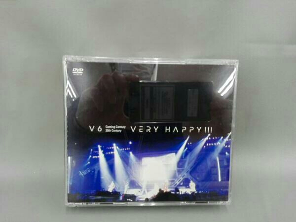 V6 VERY HAPPY!!! コンサートグッズの画像