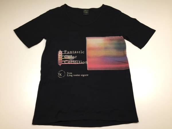 TK from 凛として時雨 Fantastic Color Collection Tシャツ XSサイズ