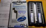 Team DDR3 1866MHz 8GBx2枚組メモリー TED316G1866C13DC (8GBX2枚)永久保証
