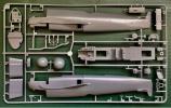 タミヤ カスタマーサービス 1/48 イギリス機 ブリストル ボーファイター 胴体Aプラモデル パーツ 共通
