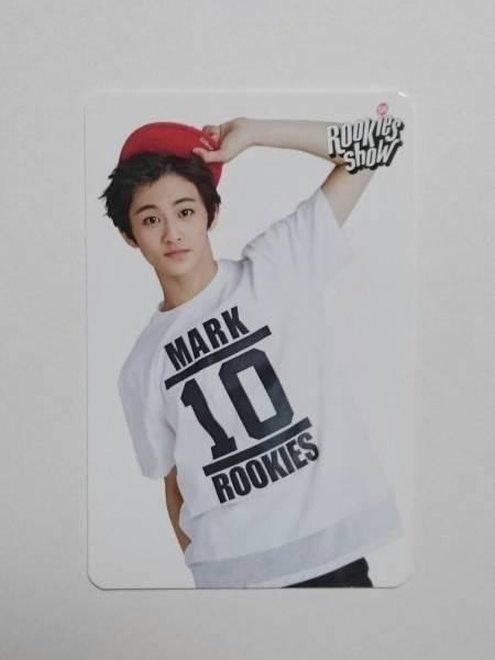 SM ROOKIES マーク ◆ フォトカード トレカ SMROOKIES SHOW NCT