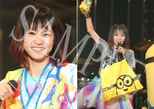 LiSA『全国ツアー LiVE is Smile Always~Launcher~PIT』生写真
