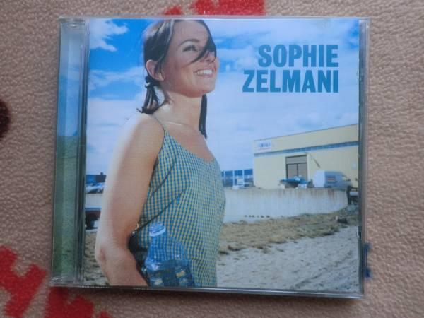 CD ソフィー・セルマーニー【SOPHIE ZELMANI】_画像1