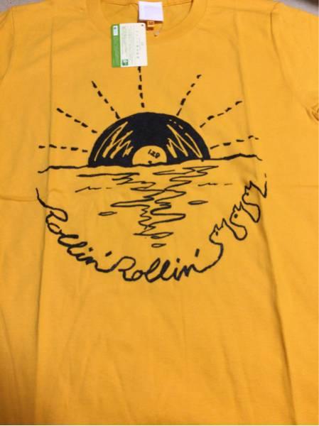 タワレコ × 七尾旅人 コラボ Tシャツ 新品未使用 Mサイズ