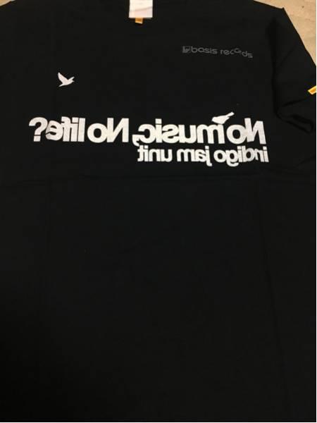 タワレコ × indigo jam unit 新品未使用 Tシャツ Mサイズ