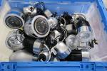 1円~ まとめ売り HID プロジェクター CCFL イカリング フォグランプ セット売り 100φ 80φ 70φ ジャンク 処分 汎用 (588