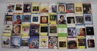 8トラ カセットテープ 大量 41本 セット 布施明 尾崎紀世彦 洋楽 クラシック ムード音楽 演歌 歌謡曲 民謡