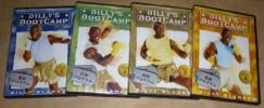 ビリーズブートキャンプ 日本語版DVD 4枚セット(4DVD)