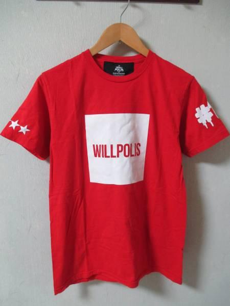 未使用 バンプオブチキン '14WILL POLIS ツアーTシャツ Mサイズ