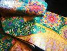 【香雪】最高傑作!!◆『盡政』110萬最高級正倉院西陣唐錦織本袋帯◆超美品