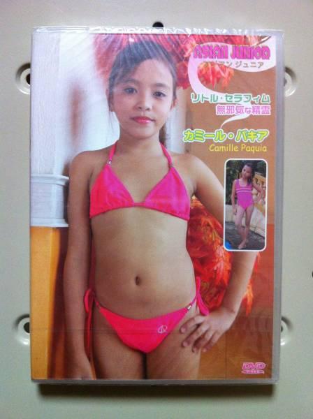 カミール・パキア リトル・セラフィム 無邪気な精霊 ジュニアアイドル アイドル イメージ DVD フィリピーナ ピーナ フィリピン