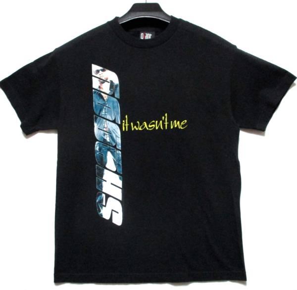 未使用 2001 SHAGGY シャギー Tシャツ IT WASN'T ME GIANT M ダンスホールレゲエ RAP HIP HOP