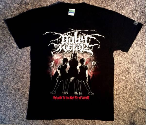 BABYMETAL DEATH Tシャツ ライブグッズの画像