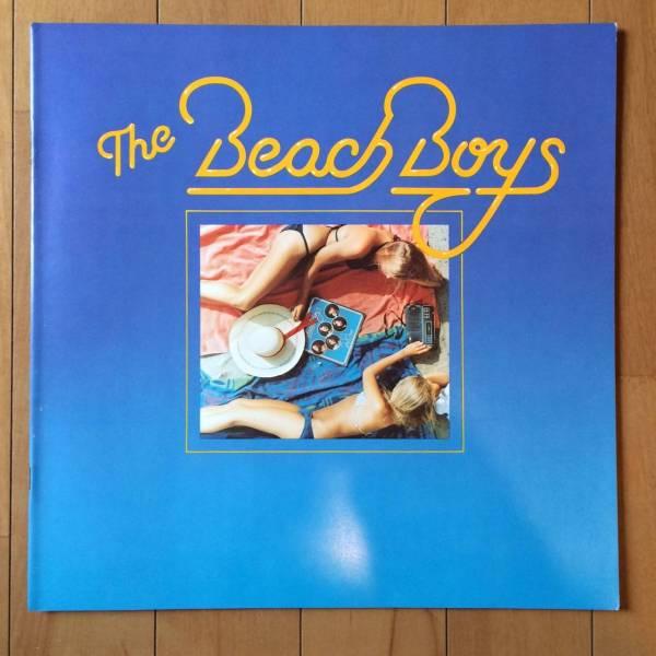 The Beach Boys 15 big ones ツアーパンフレット ビーチボーイズ