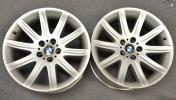 BMW 19インチ 7シリーズ(E65,E66) 6シリーズ(E63,E64) 純正 BORBET 6753241 9J×2 6753242 10J×2 計 4本