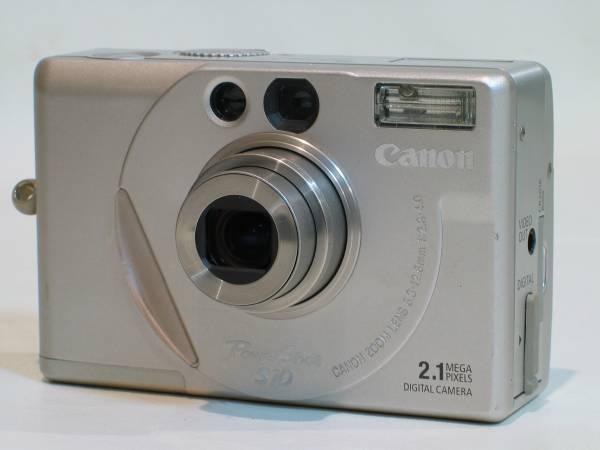 即決! Canon PowerShot S10 美品