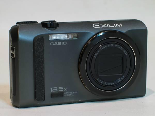 即決! CASIO EXILIM EX-ZR100 ブラック ジャンク