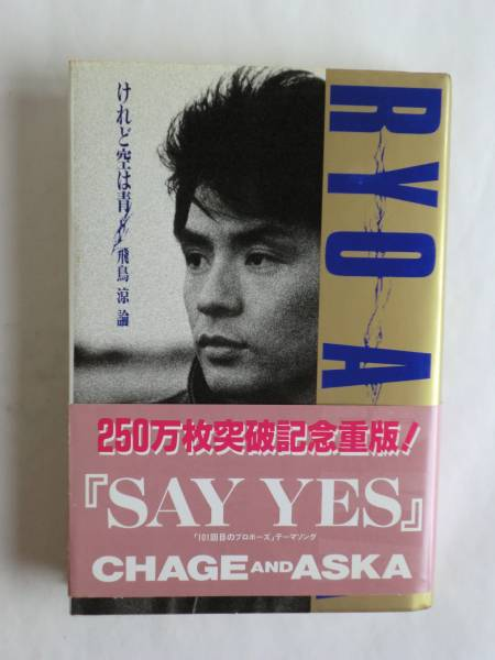 【けれど空は青・SAYYES】 飛鳥涼・論 CHAGE and ASKA 1992年版
