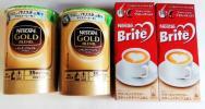 ■ネスカフェ ゴールドブレンド エコ&システムパック 70g×2個/ネスレ ブライト スティック2箱