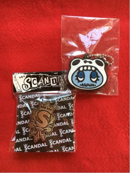 SCANDAL ロゴピンバッチ キーカバー セット 未開封新品