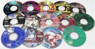 【美品】パソコン雑誌「E-LOGiN (イーログイン)」付録CD-ROM&DVD-ROM14枚セット
