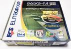 【中古】ECS 865G-M Deluxe intel Prescott CPU対応 ELITEGROUP MicroATX