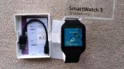 Sony SmartWatch 3 SWR50 Black & Green