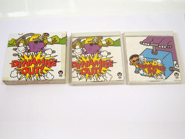 【東京事変】DVD「Dynamite in/out」2枚組 初回限定ケース ライブグッズの画像